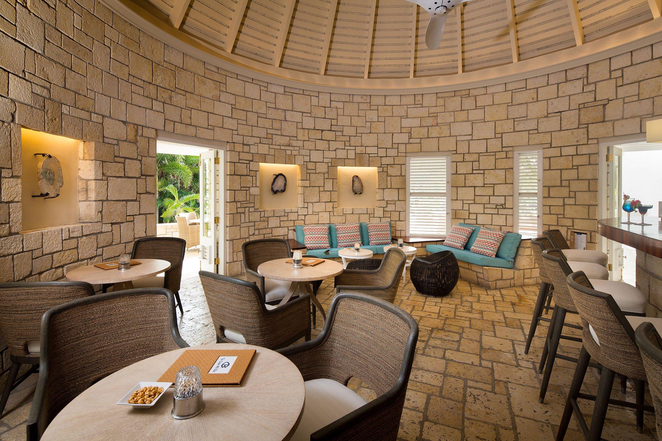 Lounge Caribbean Hotel