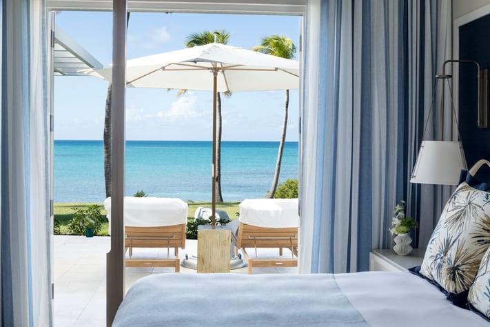 Suite Luxury Resort in The Caribbean