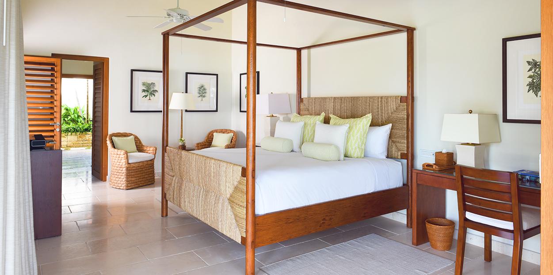 Jumby Bay Allamanda Bedroom