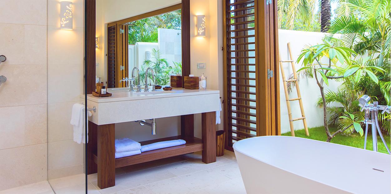Jumby Bay Allamanda Bathroom