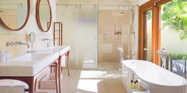 Bathroom Sinks and Tub