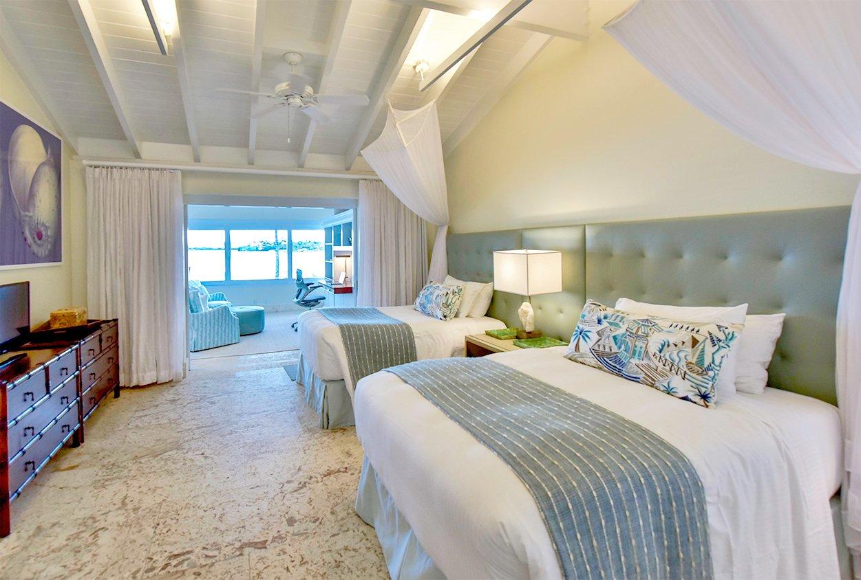 Bedroom in Blue Belle Villa in Jumby Bay