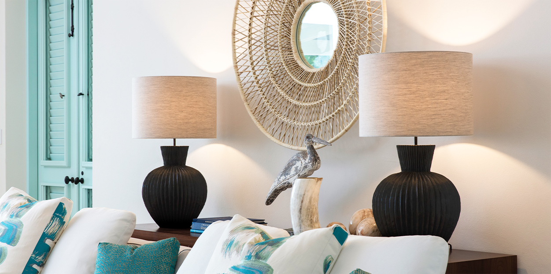 Jumby Bay Evangeline Lamps